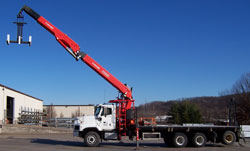 Washington Builders Supply Drywall Crane