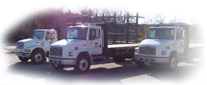 Washington Builders Supply Truck Fleet
